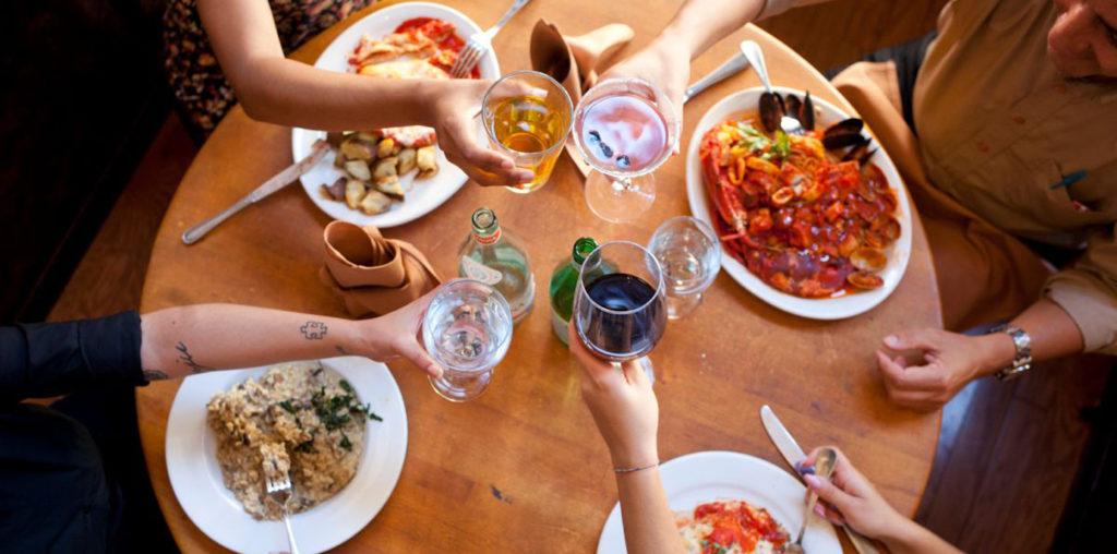 italiani quick lunch
